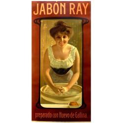 JABON RAY