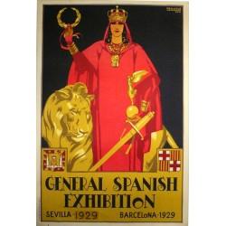 GENERAL SPANISH EXHIBITION SEVILLA-BARCELONA 1929