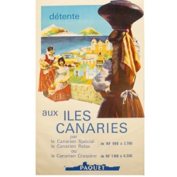 DETENTE AUX ILES CANARIES