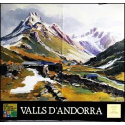 VALLS D'ANDORRA. UNIO HOSTELERA DE LES VALLS D'ANDORRA
