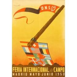 FERIA INTERNACIONAL DEL CAMPO 1953