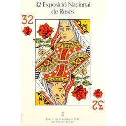32 EXPOSICIO NACIONAL DE ROSES