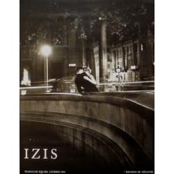 IZIS. TRAFALGAR SQUARE, LONDRES 1950