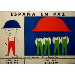 ESPAÑA EN PAZ SEGURO ENFERMEDAD