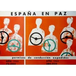ESPAÑA EN PAZ PERMISOS CONDUCCIÓN