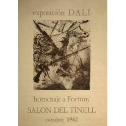 EXPOSICIÓN DALÍ - HOMENAJE A FORTUNY