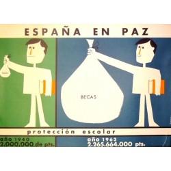 ESPAÑA EN PAZ PROTECCIÓN ESCOLAR