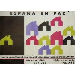 ESPAÑA EN PAZ HOGARES CON AYUDA ESTATAL