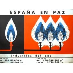 ESPAÑA EN PAZ INDUSTRIAS GAS