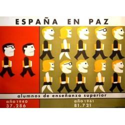ESPAÑA EN PAZ ENSEÑANZA SUPERIOR