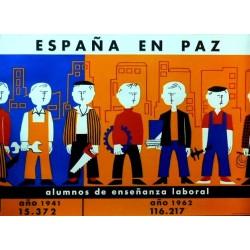 ESPAÑA EN PAZ ENSEÑANZA LABORAL