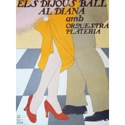 ELS DIJOUS BALL AL DIANA...