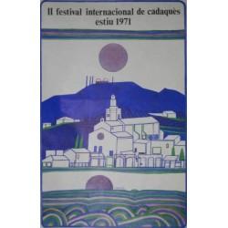 II FESTIVAL INTERNACIONAL DE CADAQUÈS