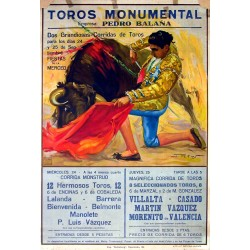 TOROS MONUMENTAL