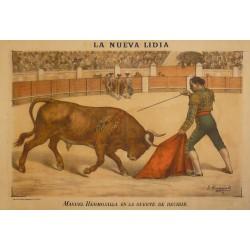 LA NUEVA LIDIA - MANUEL HERMOSILLA