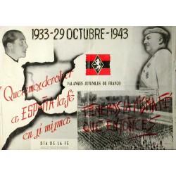 1933 - 29 OCTUBRE - 1943