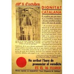 6 D'OCTUBRE DIGNITAT CATALANA