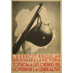 TOTHOM A LES ORDRES DEL GOVERN DE LA GENERALITAT