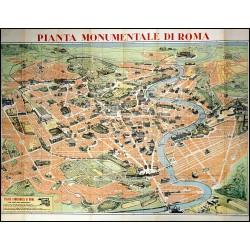 PIANA MONUMENTALE DI ROMA