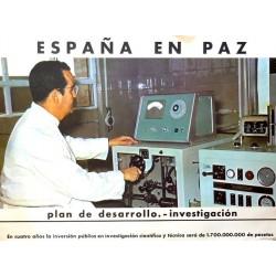 ESPAÑA EN PAZ INVESTIGACIÓN