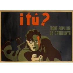 I TÚ? FRONT POPULAR DE CATALUNYA