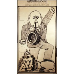 PARTICIPATION POSTERS. HAROLD WILSON