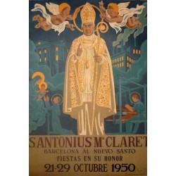 S. ANTONIUS Mª CLARET