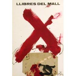 LLIBRES DEL MALL. TAPIES, Antoni