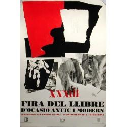 XXXIII FIRA DEL LLIBRE D'OCASIÓ ANTIC I MODERN