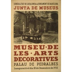 MUSEU DE LES ARTS DECORATIVES