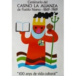 CASINO DE LA ALIANZA 1869 - 1969