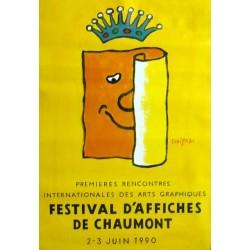 FESTIVAL D'AFFICHES DE CHAUMONT