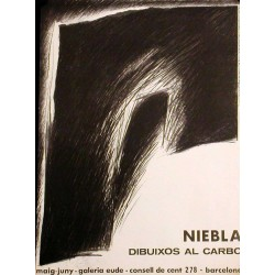 NIEBLA, DIBUIXOS AL CARBÓ