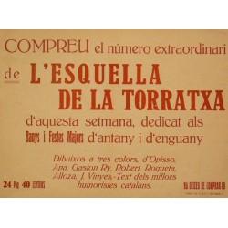 L'ESQUELLA DE LA TORRATXA