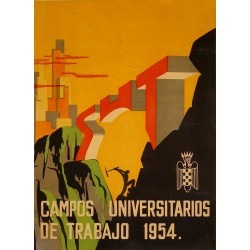 SUT - CAMPOS UNIVERSITARIOS DE TRABAJO 1954