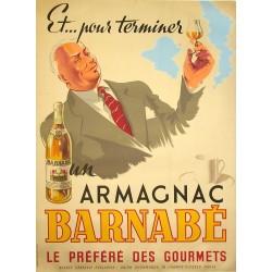 ARMAGNAC BARNABÉ