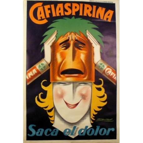 CAFIASPIRINA SACA EL DOLOR