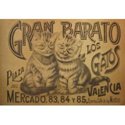 GRAN BARATO LOS GATOS