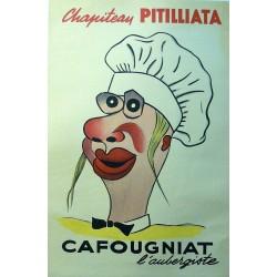 CAFOUGNIAT L'AUBERGISTE