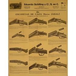 ESCOPETAS DE CAZA JABALÍ - EDUARDO SCHILLING