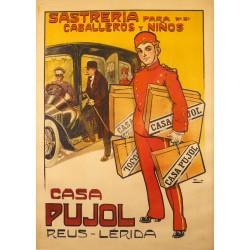 CASA PUJOL. REUS - LERIDA
