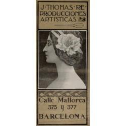 J. THOMAS - REPRODUCCIONES ARTISTICAS