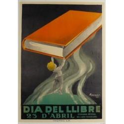 DIA DEL LLIBRE 23 D'ABRIL 1931