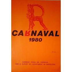 CARNAVAL 1980. BROSSA