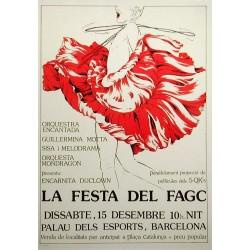 LA FESTA DEL FAGC (FRON ALLIBERAMENT GAI CATALUNYA)