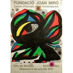 FUNDACIÓ JOAN MIRÓ 1975