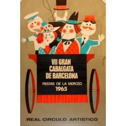 VII GRAN CABALGATA DE BARCELONA