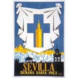 SEVILLA. SEMANA SANTA 1963