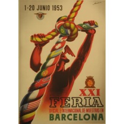 XXI FERIA INTERNACIONAL. BARCELONA