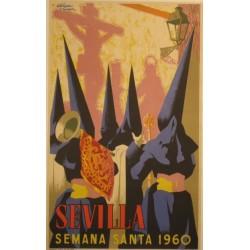 SEVILLA. SEMANA SANTA 1960